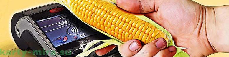 как пополнить карту кукуруза